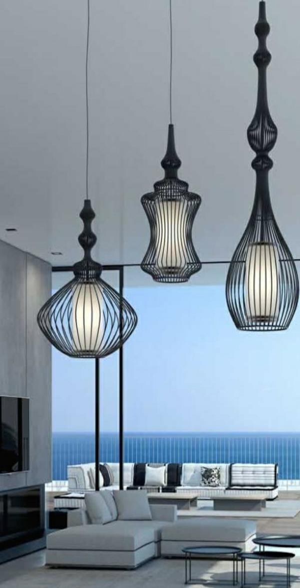 Wohnzimmerlampe Modern