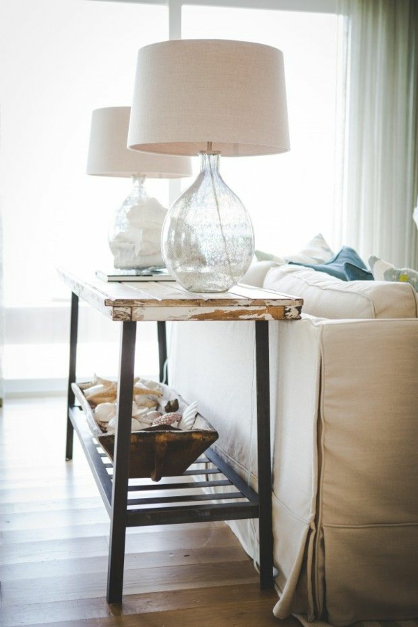 Wohnzimmerlampen die Ihr Ambiente schick und originell dekorieren