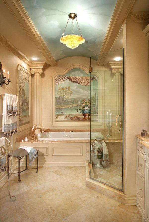Badezimmergestaltung  wie Sie Ihr Bad im mediterranen