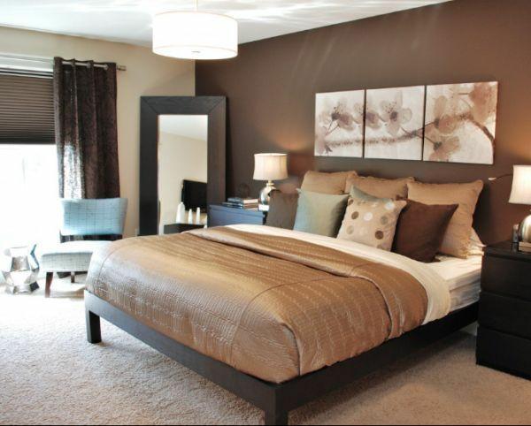 Farbgestaltung Schlafzimmer  passende Farbideen fr Ihren Schlafraum
