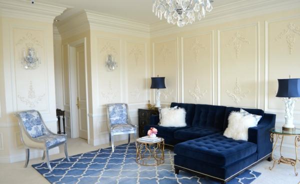 Farbideen Wohnzimmer  Trendfarbe Greenery beschert Frische und Entspannung