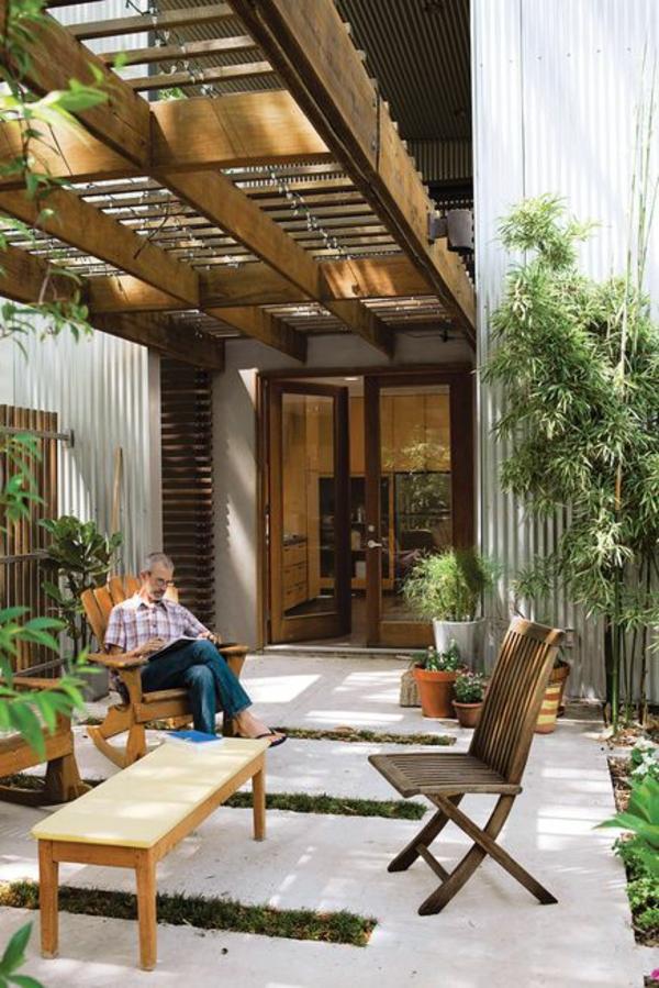 fantastischer wintergarten einrichten – tipps und ideen – menerima, Terrassen ideen