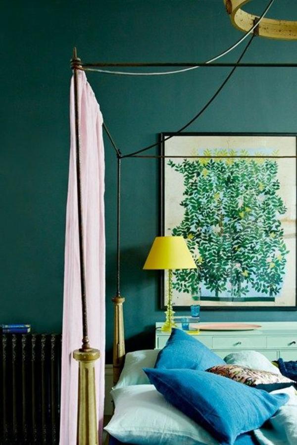 1001 frische Ideen fr Wandfarbe in Grn  Farbtrend 2017
