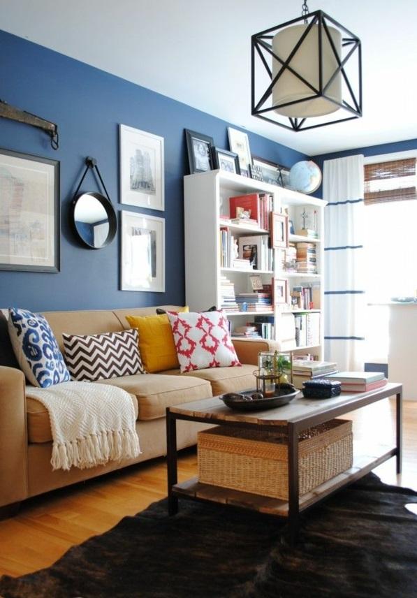 50 Tipps und Wohnideen fr Wohnzimmer Farben