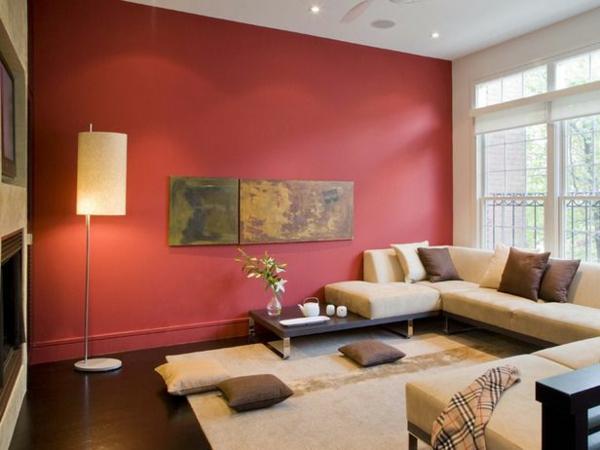 tipps und wohnideen fur wohnzimmer farben farbgestaltung, Mobel ideea