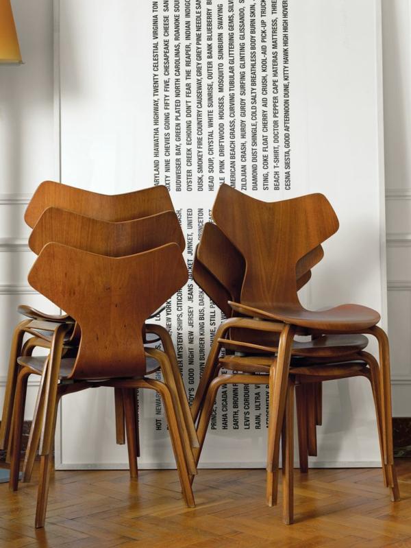 Dnisches Design Mbel Von Arne Jacobsen