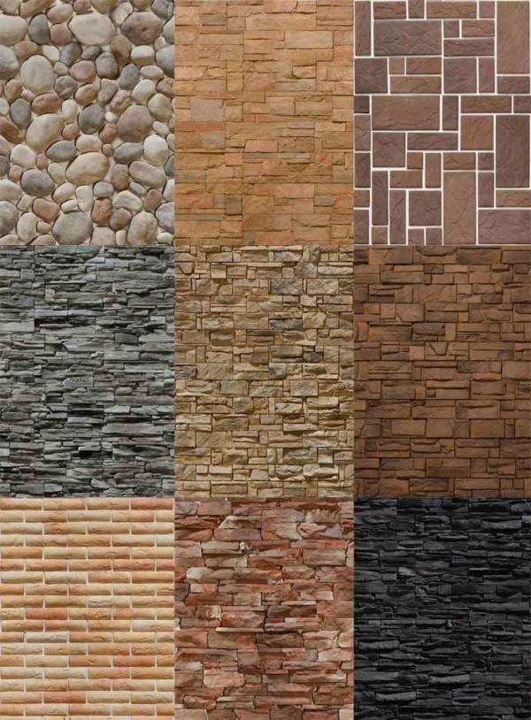 Kunststein Wandverkleidung  Vorteile und Wissenswertes