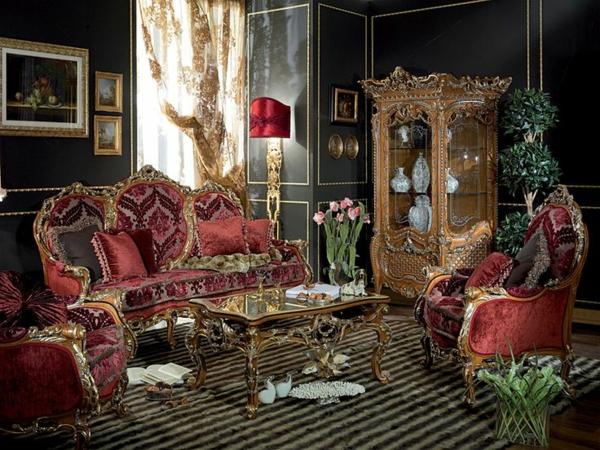 Italienische Stilmbel  50 moderne und klassische