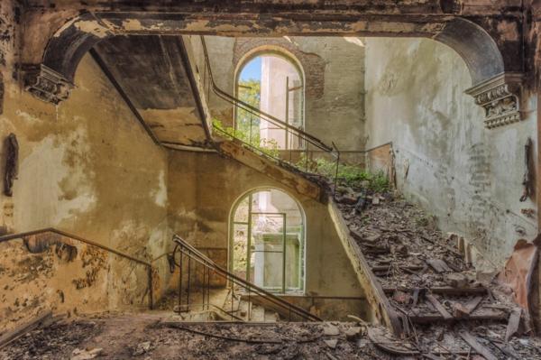 Alte Treppen - eine fotografische Faszination