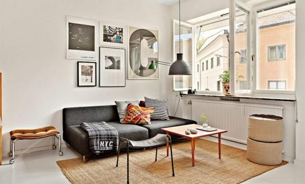 Single Wohnung einrichten