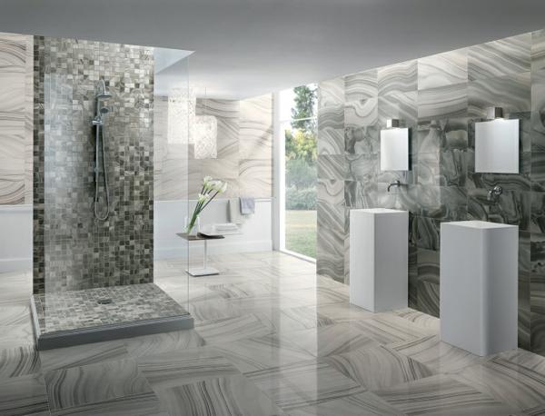 Italienische Fliesen von La Fabbrica  Granit und