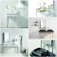 Kleines Bad modern und praktisch einrichten