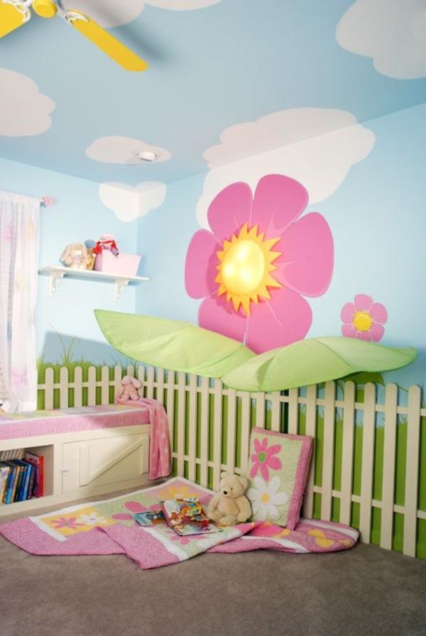 Wolken Tapete Kinderzimmer | Tischkarten Selber Machen Tipps ...