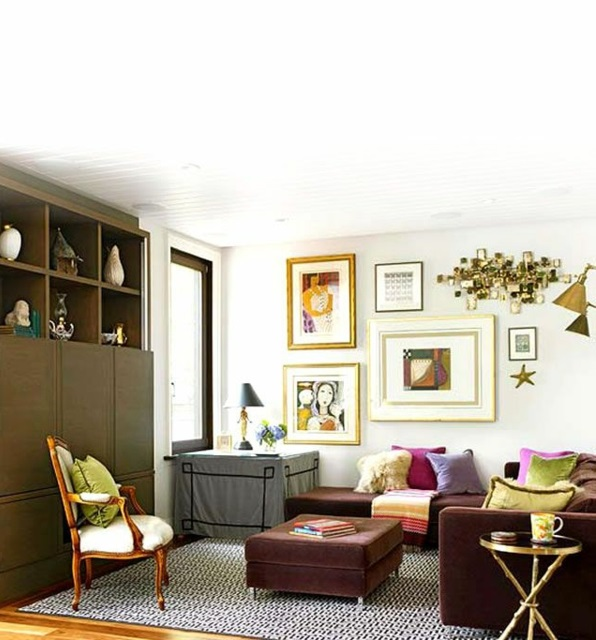 Wohnzimmer neu gestalten  Erfrischen Sie Ihre gemtliche