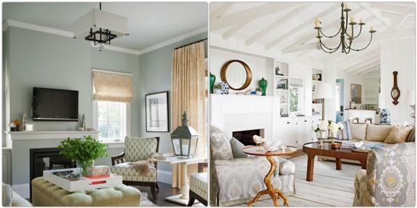 Ideen für wohnzimmer farben  Wohnzimmer Farben Ideen - Boisholz