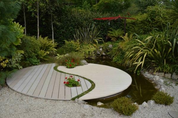 Feng Shui Garten  kreieren Sie Ihren eingenen Platz der Stille