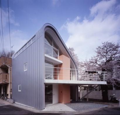 Japanische Architektur Häuser von Shigeru-Ban