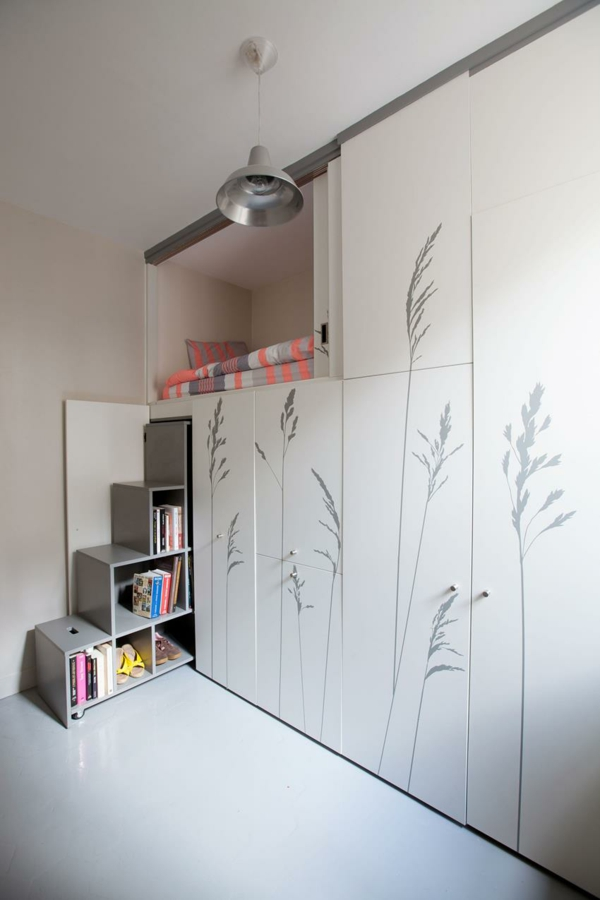 Wie Sie eine multifunktionale kleine Wohnung einrichten knnen
