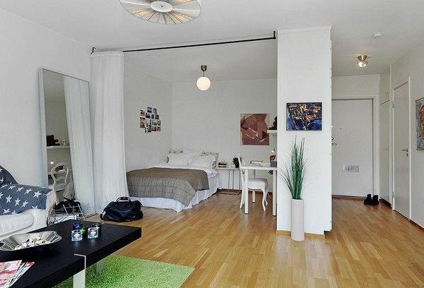 Kleine Wohnungen einrichtenWie kann ein kleiner Raum gestaltet werden