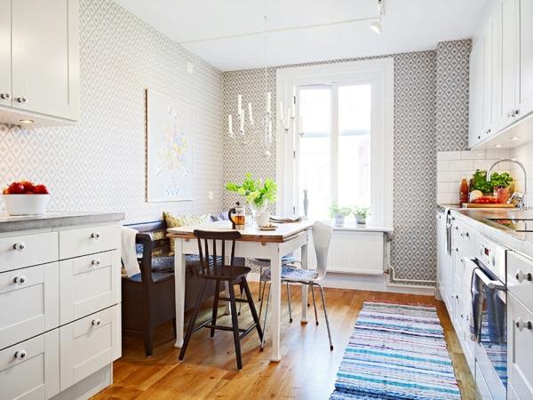 kleines schlafzimmer modern gestalten wohnzimmer einrichten, Esszimmer