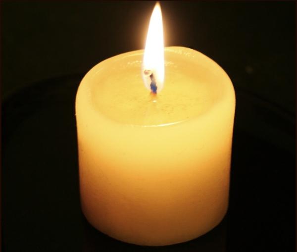 Symbol Kerze  Elegante Deko Ideen frs Zuhause