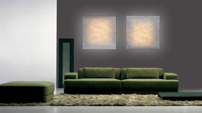 wohnzimmer wandlampe – progo, Wohnzimmer ideen