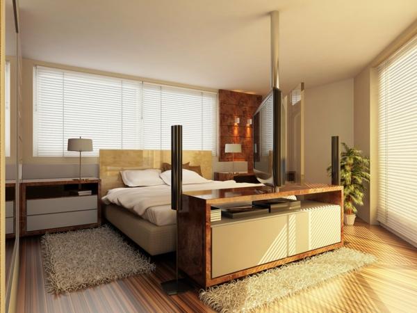 Schlafzimmer Einrichten Bilder Kleine Schlafzimmer Kreativ - Planbois