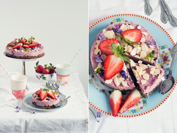 Obstkuchen ohne Backen fr einen perfekten SureBasen