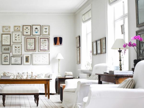 couchtisch retro wei - boisholz - Einrichtungsideen Wohnzimmer Retro
