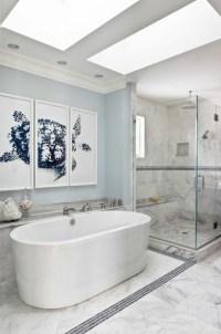 Kleines Bad gestalten und kreativ dekorieren ...