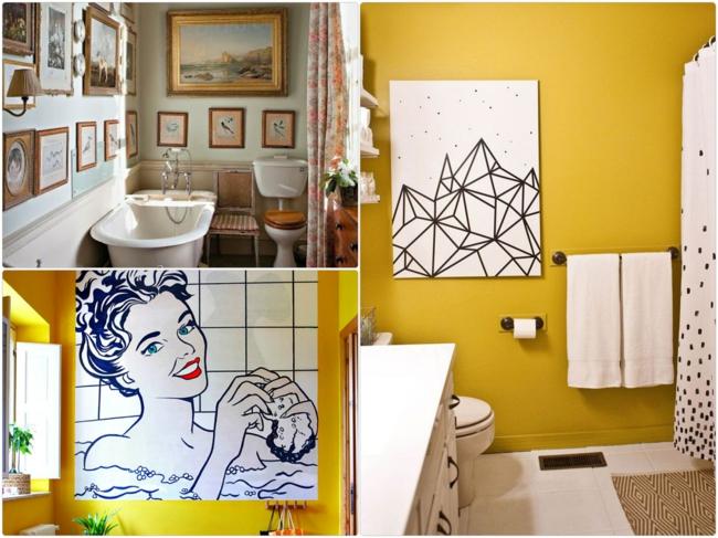 wandgestaltung kreativ kreative deko ideen und innenarchitektur ... - Wandgestaltung Kreativ