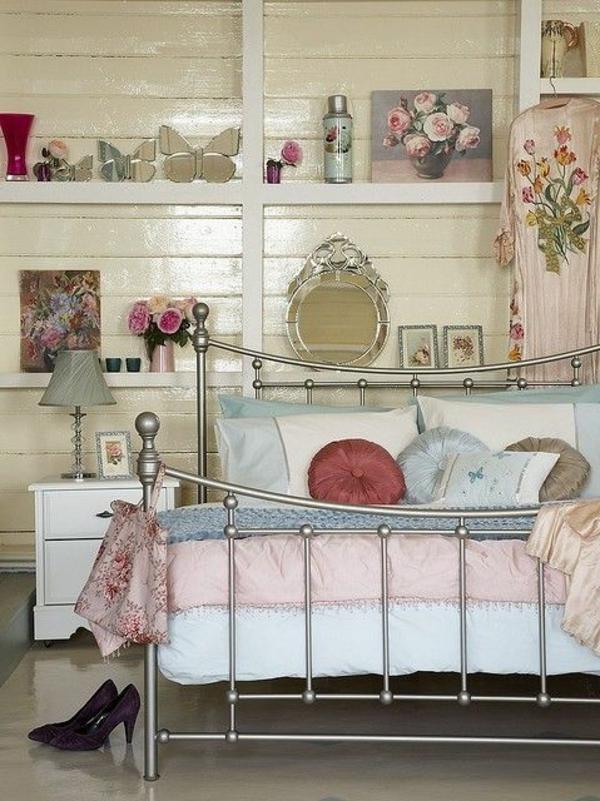 Vintage Schlafzimmer  Ideen fr die Schlafzimmergestaltung