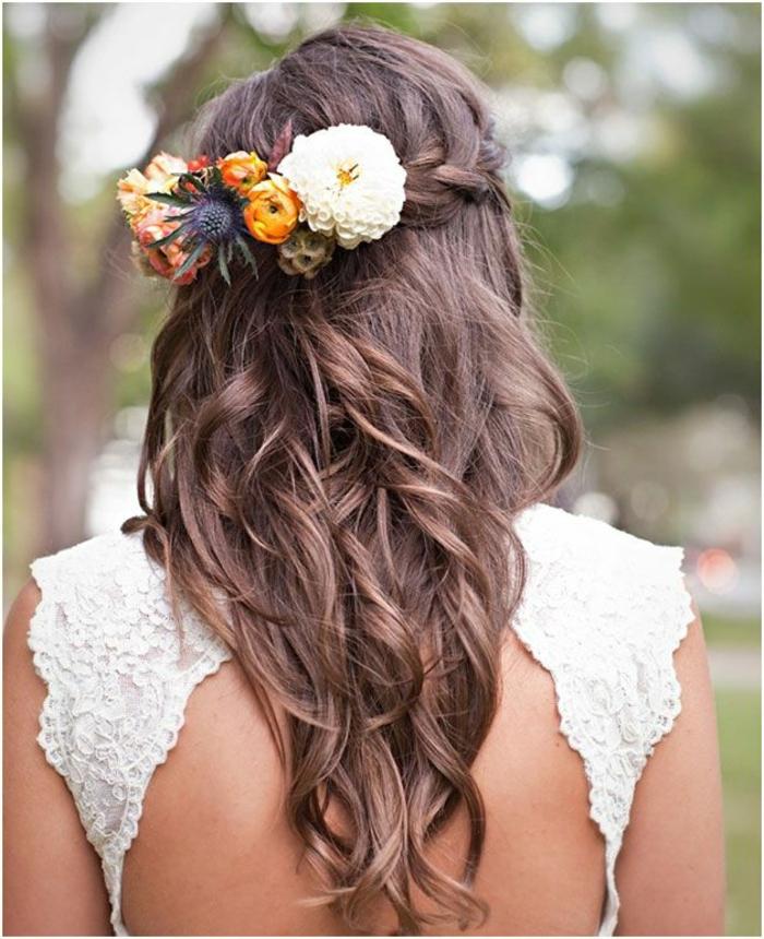 30 Brauthaarschmuck Ideen fr eine charmante Hochzeitsfrisur
