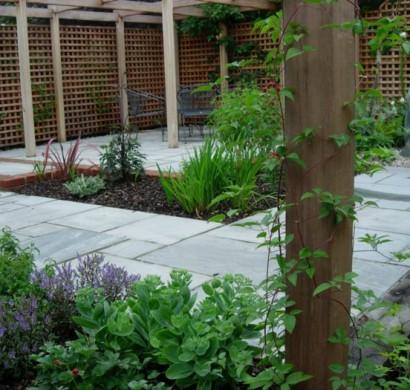 Den Garten Verschönern Und Nach Feng Shui Gestalten