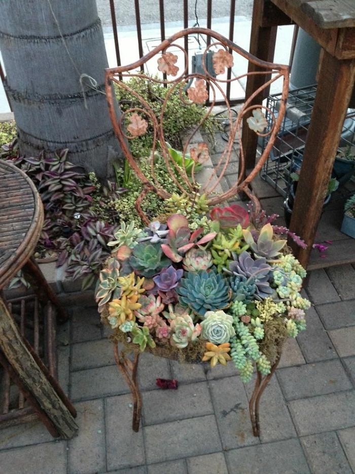 Kreative Gartenideen zum selber machen