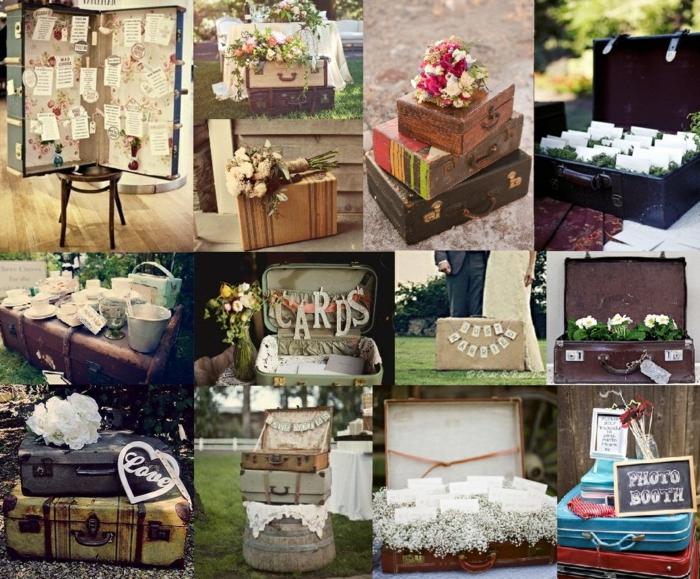 Sind alle nach einer Vintage Hochzeit verrckt