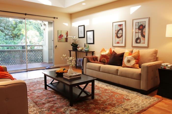 Wohnzimmereinrichtungen  Prachtvolle Ideen fr das WohnzimmerDesign