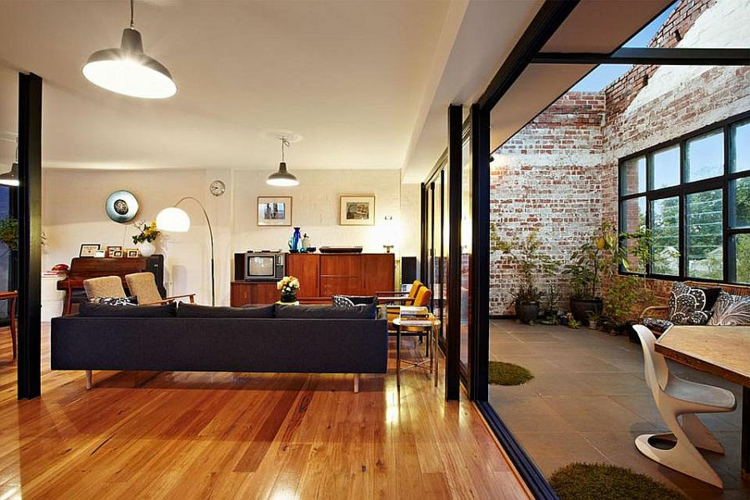 industrial buildings turned into homes | ifmore