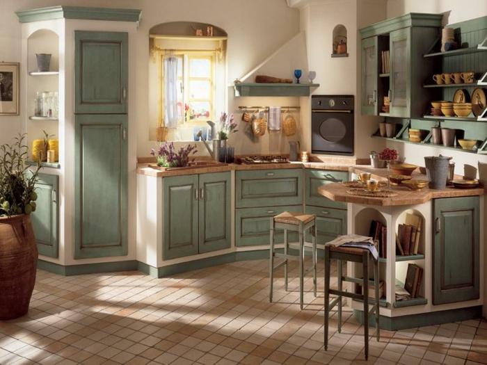 Bevorzugt Grüne Landhausküche | Graue Kueche Matt Einzigartig 23 Top Küche AF19
