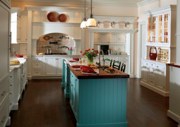 Kchen im Landhausstil Entdecken Sie die Gemtlichkeit in