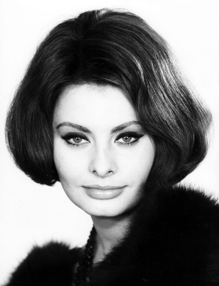 50er Jahre Frisuren Berühmte Personen Aus Dieser Epoche
