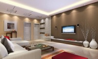 Accent Wall Colors For Small Living Room - Small House ...