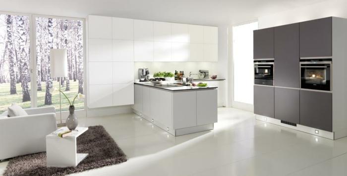 Nolte Küchen Grifflos Weiß | arkhia.com