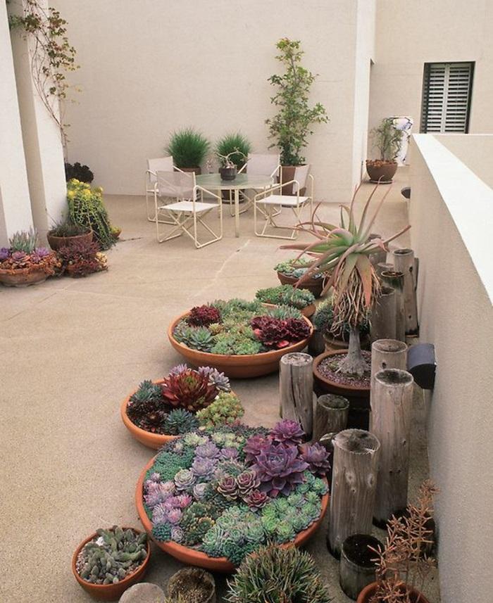 Terrassenbepflanzung Tipps So gestalten Sie eine grne
