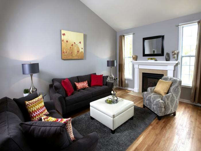 Kleines Wohnzimmer Einrichten Ideen Wohnzimmermobel