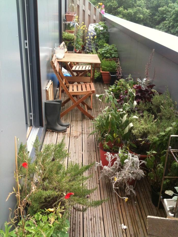 Balkon Deko Ideen fr jede Art Balkongestaltung