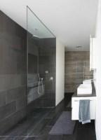 """Inspiration für Ihre begehbare Dusche – """"Walk In"""" Style im Bad"""