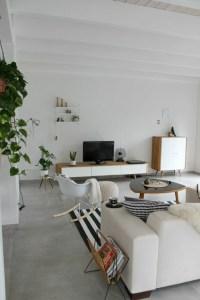 Bodenfliesen Wohnzimmer - Schne Ideen fr den Wohnzimmerboden