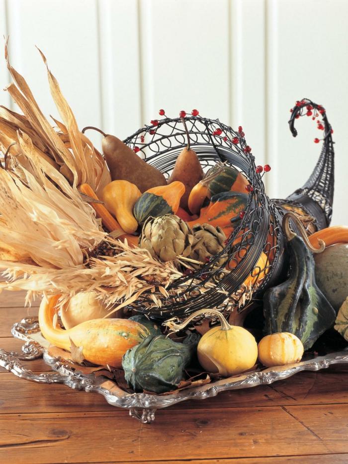 Herbst Deko  Holen Sie sich die Pracht der Natur nach Hause