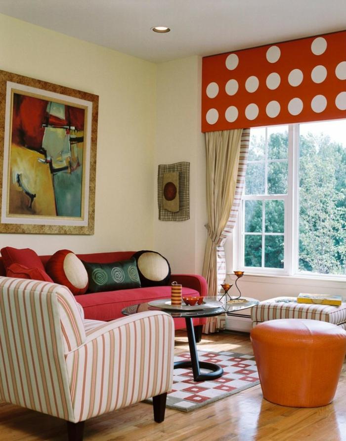 kleines wohnzimmer gemutlich einrichten haus design ideen
